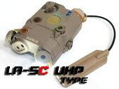 AN/PEQ-15 LA-5C UHPタイプレプリカ LEDライト&IRライト