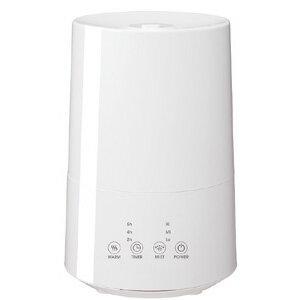 【あす楽対応】ハイブリッド加湿器「フロートL」 ホワイト HFT-1624WH 季節家電 空調家電 アロマ ハイブリッド加湿 スタイリッシュ おしゃれ