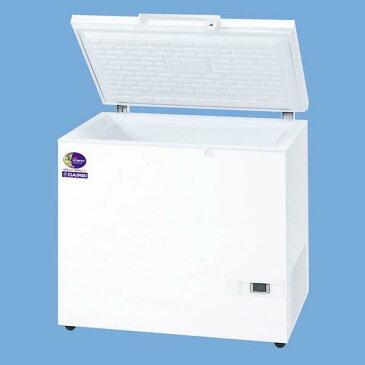 余裕の超低温-80℃でドライアイスの保存に最適 191リットル DS-208