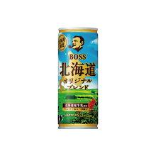 \全アイテムポイント10倍/送料無料BOSS北海道オリジナルブレンド缶コーヒー1缶(250ml)×30本入り北海道限定コーヒー※他の商品との同梱はできません。