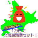 北海道満喫セット001北海道スイーツ、海産加工品も入って合計12点以上のセット賞