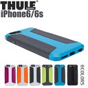 THULE(スーリー) 公式ライセンス品 iPhone6s iPhone6 背面 ケース アイフォン6 アイフォン6s ……