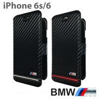 ea21435e12 【SALE】BMW・公式ライセンス品 iPhone6sケース iPhone6ケース 手帳型ケース カーボン