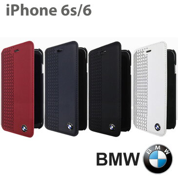 【SALE】BMW・公式ライセンス品 iPhone6s iPhone6 アイフォン6 ケース 手帳型 BMW 【 アイフォン6 iPhone6s 手帳 本革 レザー iPhoneケース ブランド アイホン かっこいい メンズ 男性 シンプル ビジネス カード収納 カードホルダー シンプル デザイン 】