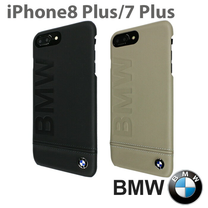 8e6bbc6ea5 BMW・公式ライセンス品 iPhone8 Plus iPhone7 Plus ケース ハードケース 【 iPhone8 Plus iPhone7