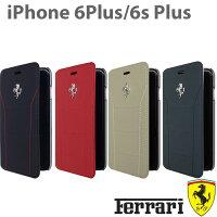 09c7141ef8 【SALE】フェラーリ・公式ライセンス品 iPhone 6 plus iPhone6sPlus ケース 本革 手帳