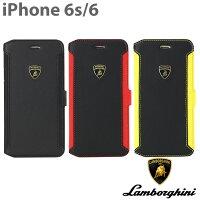 8f5f696652 【SALE】ランボルギーニ・公式ライセンス品 iPhone6s iPhone6 ケース 手帳型 【 本革 が上品な アイフォン 6 iphone6sケース  レザー ブックタイプ 大人 かっこいい ...