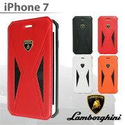 ランボルギーニ・ ライセンス Lamborghini アイフォン スマホケース シンプル ブランド ブラック ホワイト オレンジ