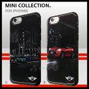 MINI・公式ライセンス品 iPhone6s iPhone6ケース ソフトケース TPU素材 バックカバー [TPU Case Street Cars Red MINI] アイフォン6sケース ミニクーパー 黒 ブラック の ケース に かっこいい デザイン 車好きに 人気 のiPhone6カバー【送料無料】あす楽対応