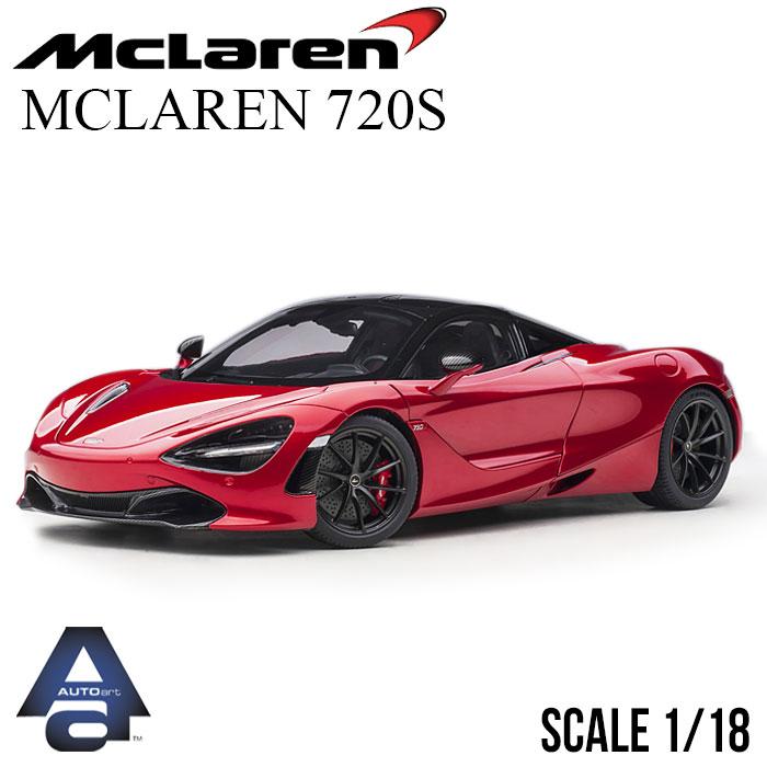 車, ミニカー・トイカー  720S 118 76072 McLaren Racing
