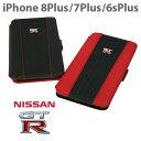 日産 GT-R 公式ライセンス品 iPhone8Plus 7Plus ...