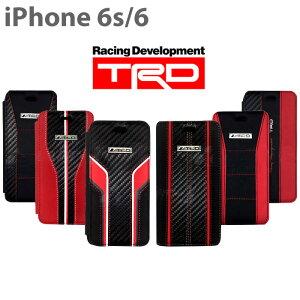 e660e71620 【SALE】TRD 公式ライセンス品 iPhone6s iPhone6 (4.7inch) 専用 手帳型ケース カード収納 カードケース 本革  カーボン調 カバー ブックタイプ ケース ハード TOYOTA ...