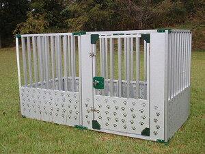 ペット用品 ドッグハウス STG-1 サークルハウス 屋外用【小型犬 中型犬 大型犬 犬小屋 】