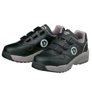 DONKEL/ドンケル 安全靴・セーフティシューズ ダイナスティ エアー ブラック WO22M マジック式  22.5cm〜29cm