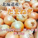 送料無料!!北海道産玉ねぎ35〜45玉約10秀品たまねぎ玉葱サラダスープお買い得業務用巣ごもり