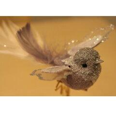 【鳥クリップ】スモールバードクリップ シルバー 「あす楽対応」【楽ギフ_包装】【楽ギフ_の...