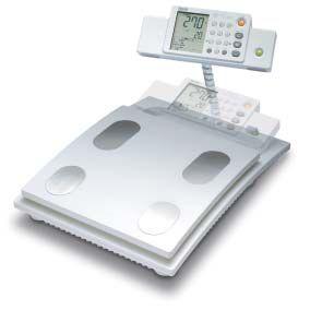 [送料無料] 大和製衡 高精度型体脂肪計 はかり ボディプランナー DF800(ホワイト)
