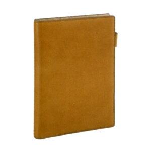 ダ・ヴィンチグランデA5サイズシステム手帳アースレザーブラウンJDA154C【レイメイシステム手帳】