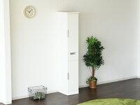【開梱設置無料】本棚完成品扉付き白黒収納書棚幅80cmガラス木製リビング収納ハイタイプ