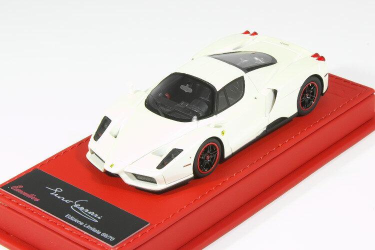 車, ミニカー・トイカー BBR 143 Enzo Ferrari Fuji White 70 201911