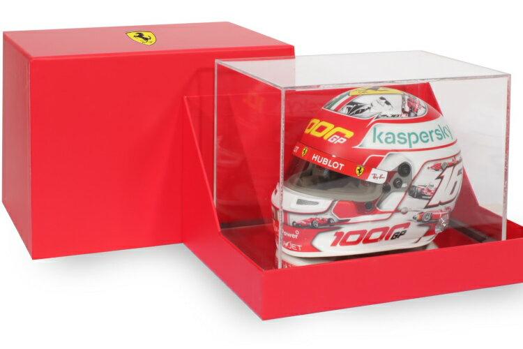 車, ミニカー・トイカー BBR 12 2020 1000 BBR 1:2 Mini Helmet Charles Leclerc 2020 Limited Edition 1000pcs