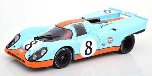 CMR 1/18 ポルシェ 917K #8 1000km モンツァ 1970 Porsche Monza Gulf Siffert/Redman