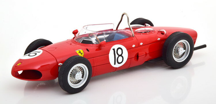 車, ミニカー・トイカー CMR 118 156 18 GP 1961 Ferrari Dino Sharknose France Ginther