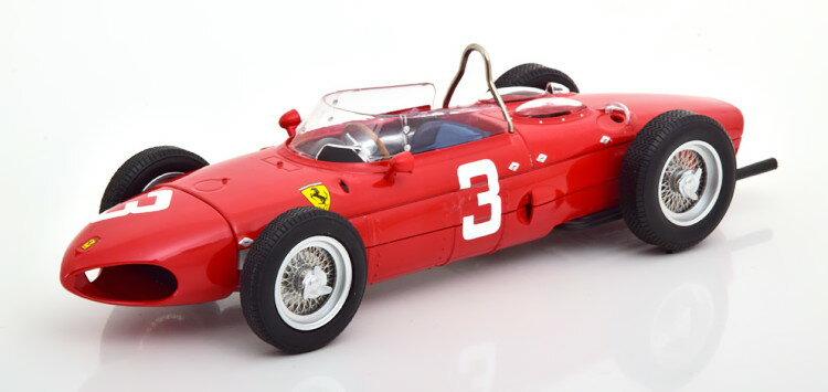 車, ミニカー・トイカー CMR 118 156 GP winner 1961 Ferrari Sharknose Nuerburgring and Winner GP Netherland Graf Berghe von Trips