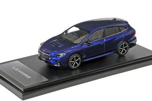 車, ミニカー・トイカー  143 GT-H 2020 SUBARU LEVORG