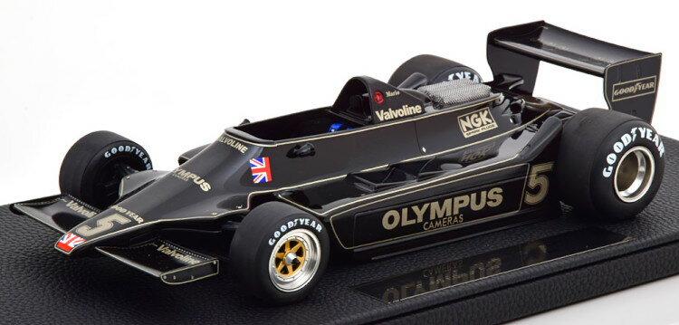 車, ミニカー・トイカー GP Replicas 118 79 1978 500 GP Replicas 1:18 Lotus Ford 79 World Champion 1978 Andretti Limited Edition 500 pcs