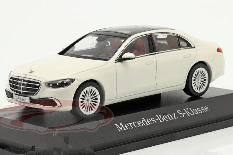 車, ミニカー・トイカー  143 S V223 2020 Herpa 1:43 Mercedes benz s-class v223 year 2020 designo diamond white bright