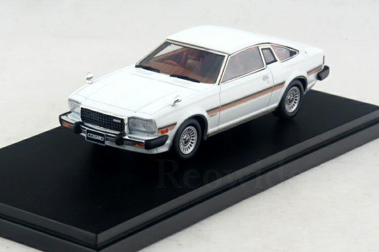 車, ミニカー・トイカー  Hi-Story 143 1979 Mazda COSMO COUPE LIMITED