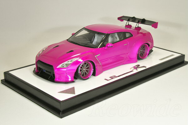 車, ミニカー・トイカー Make up EIDOLON 118 LBWORKS R35 GT-R GT 30 ()