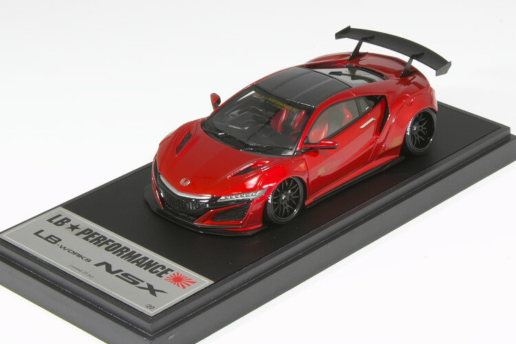 車, ミニカー・トイカー Make up EIDOLON 143 LBWORKS R NSX 2020 20