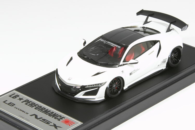 車, ミニカー・トイカー Make up EIDOLON 143 LBWORKS R NSX 2020 10