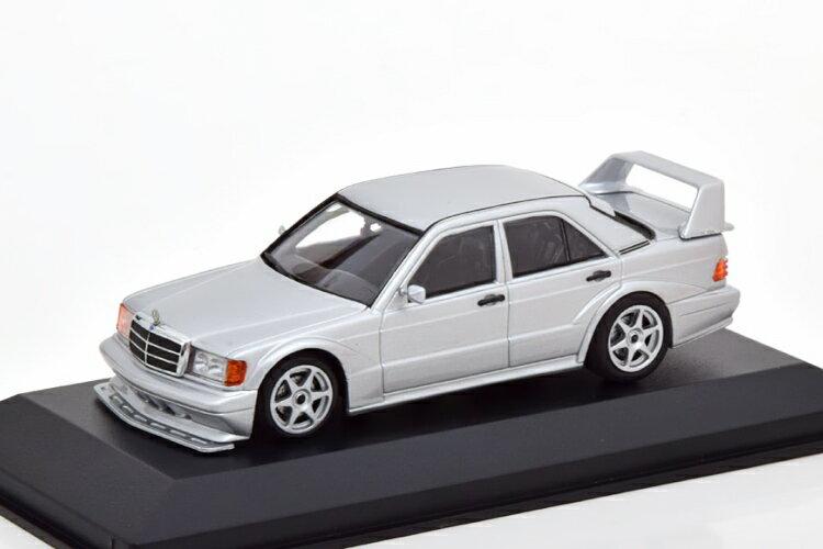 車, ミニカー・トイカー  143 190E 2.5-16 Evo2 1990 Maxichamps-Series Mercedes silver