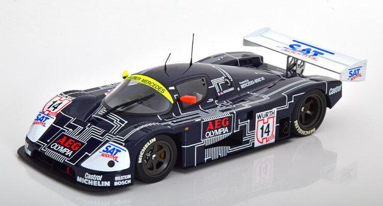 車, ミニカー・トイカー  118 C9 1988 300 Minichamps 1:18 Mercedes Sauber C9 Winner Supercup 1988 Schlesser Limited Edition 300 pcs