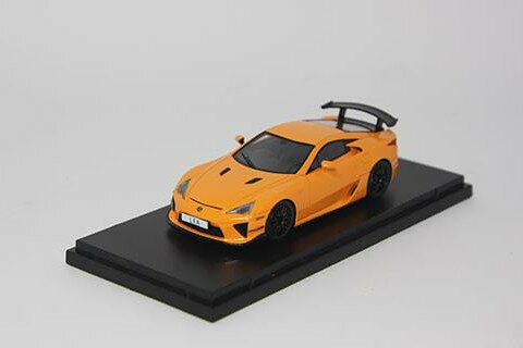 車, ミニカー・トイカー  143 LFA PEAKO 1:43 TOYOTA LFA Nurburgring Package Orange