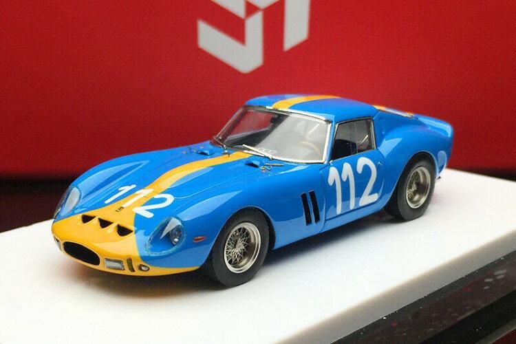 MY64 1/64 フェラーリ 250 GTO S/N 3445GT #112 MY64 1:64 Ferrari 250 GTO S/N 3445GT #112画像