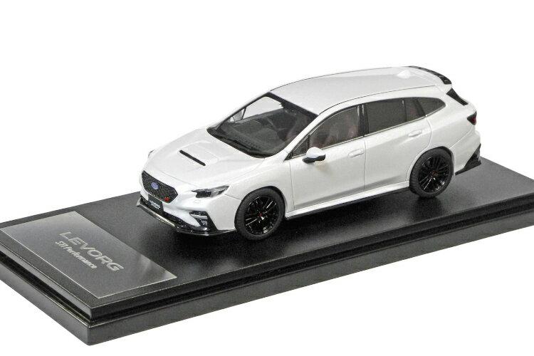 車, ミニカー・トイカー  143 STI Sport 2020 SUBARU LEVORG
