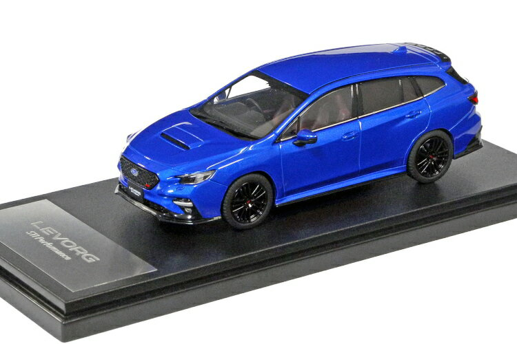 車, ミニカー・トイカー  143 STI Sport 2020 WR SUBARU LEVORG