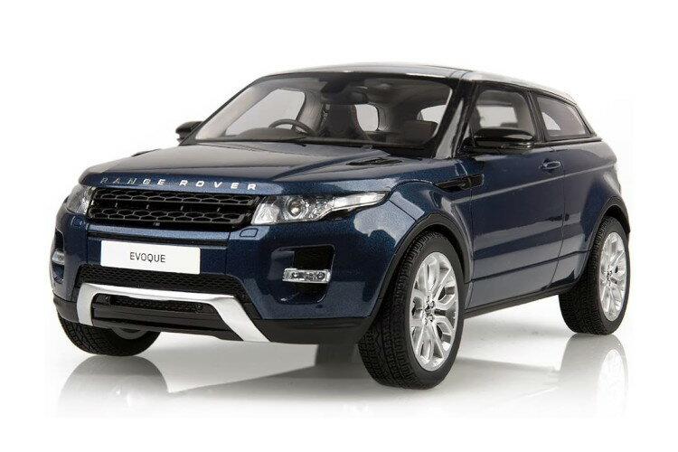 車, ミニカー・トイカー  143 Land Rover 1:43 RANGE ROVER EVOQUE DIECAST blue