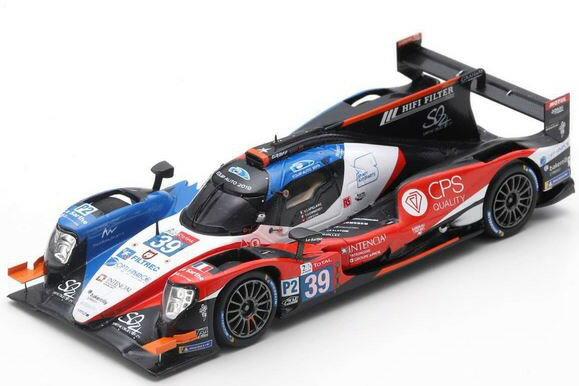 車, ミニカー・トイカー  143 07 39 2019 Oreca Gibson 24h Le Mans GommendyCapillaireHirschi