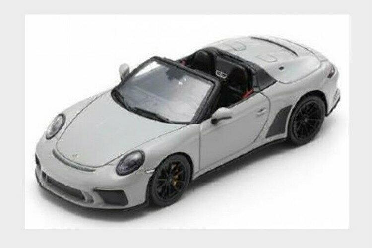 車, ミニカー・トイカー  143 911 (991-2) 2019 Spark 1:43 Porsche 911 (991 II) Speedster 2019 grey