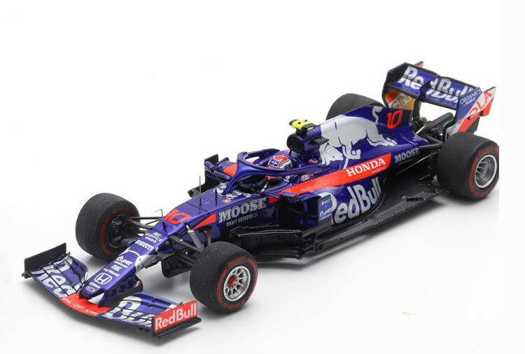 車, ミニカー・トイカー  143 STR14 GP 2019 Spark 1:43 Toro Rosso STR 14 GP Brazil 2019 Gasly blue