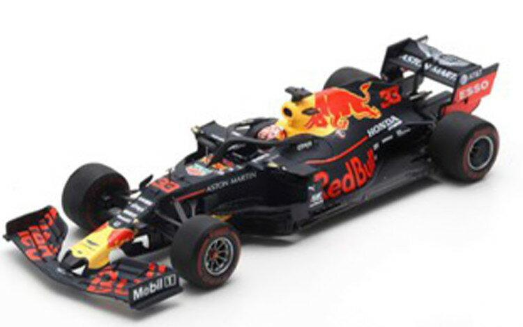 車, ミニカー・トイカー  143 RB15 GP 2019 Spark 1:43 Red Bull Racing RB15 Winner GP Brazil 2019 Red Bull Verstappen black