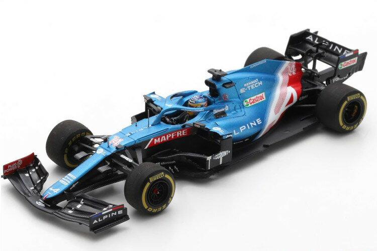 車, ミニカー・トイカー  143 A521 31 F1 GP 2021 Spark 1:43 Alpine A521 NO 31 F1 TEAM BAHRAIN GP 2021 ESTEBAN OCON