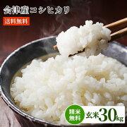 福島県会津産100%令和2年産新米コシヒカリ