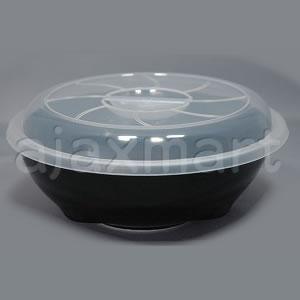 有田焼レンジでOK!ラーメン鉢!電子レンジでインスタントラーメンをチン!★蓋つき浅めのどんぶ...