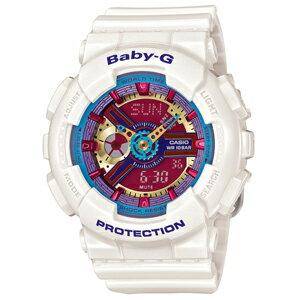 20%OFF☆ラッピング無料♪■CASIO カシオ【Baby-G】BA-112-7AJF ホワイト【楽ギフ_包装選択】.